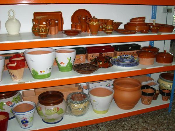 Comercial ganadera pulpile a s l cogap for Productos para ceramica